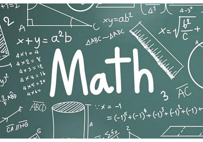 Math in English learning methods
