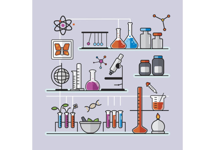 Chemistry in English center