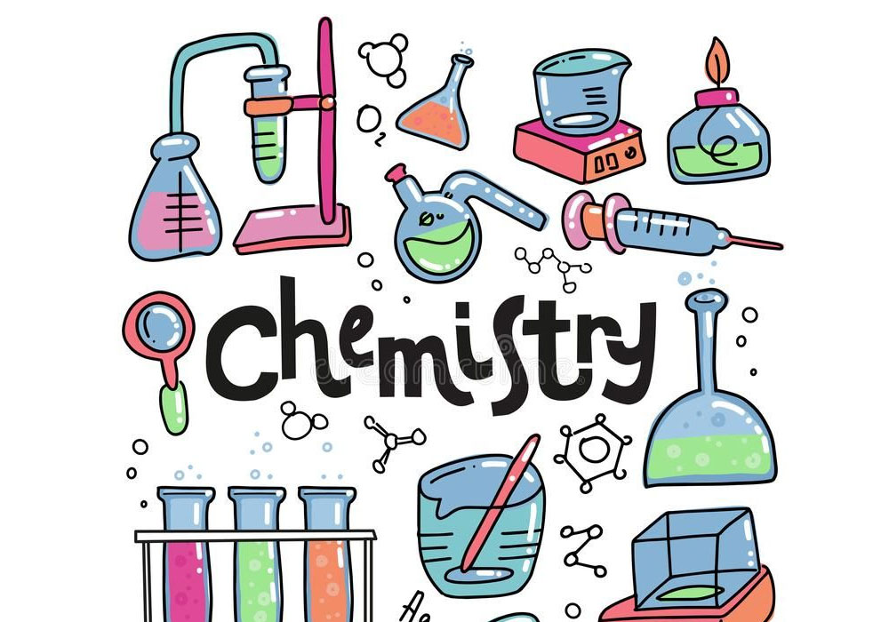 Chemistry in English studying methods