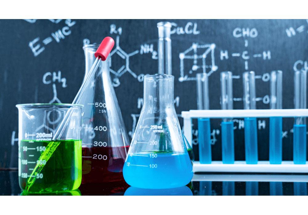 Chemistry in English tutoring
