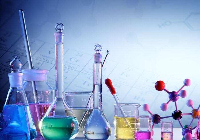 Chemistry in English teaching