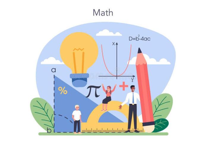 Math in English teaching