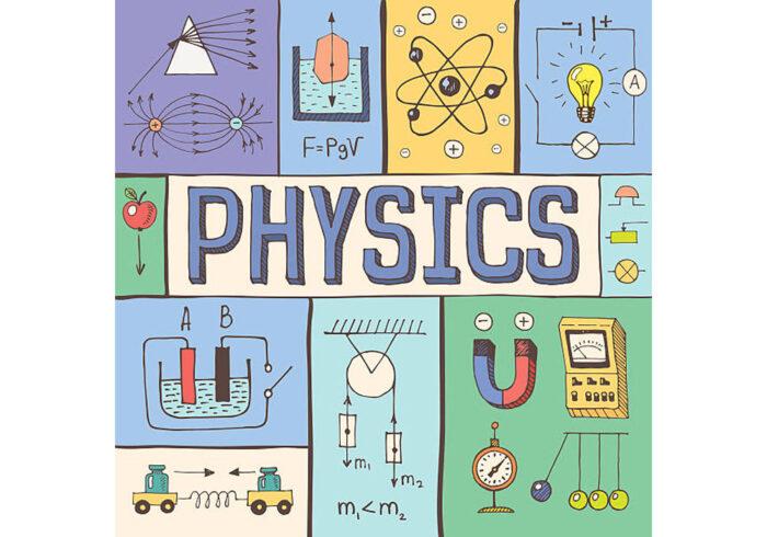 Physics in English studying methods