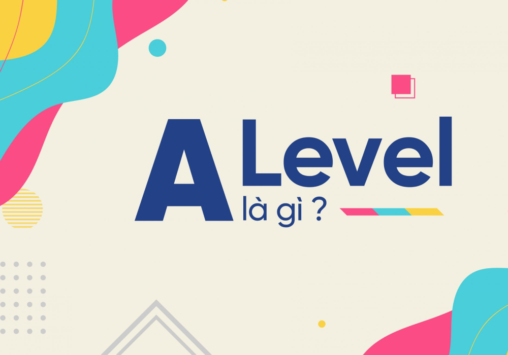What is the A-level program?