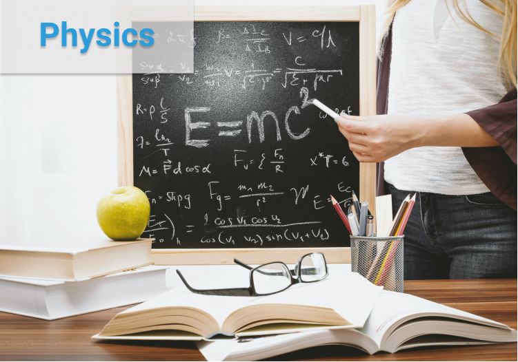 Where to teach Physics in English?